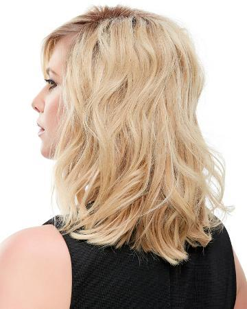 solutions photo gallery toppers human hair toppers jon renau 01 beginning stage 03 easipart hh 04 womens hair loss easipart hh jon renau human hair topper fs8 blonde 12 inch 02