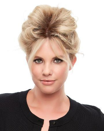 solutions photo gallery toppers human hair toppers jon renau 01 beginning stage 03 easipart hh 05 womens hair loss easipart hh jon renau human hair topper fs8 blonde 12 inch 02