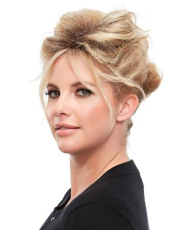 solutions photo gallery toppers human hair toppers jon renau 01 beginning stage 03 easipart hh 06 womens hair loss easipart hh jon renau human hair topper fs8 blonde 12 inch 01