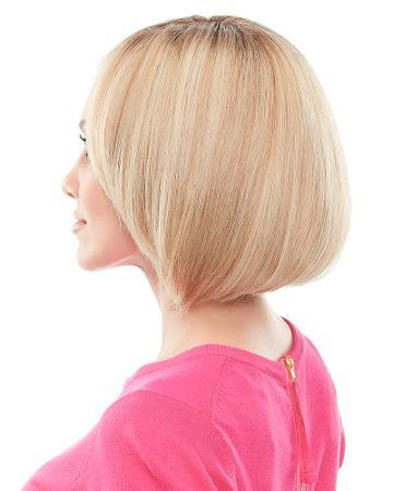 solutions photo gallery toppers human hair toppers jon renau 01 beginning stage 05 top this 02 womens hair loss top this hh jon renau human hair topper fs8 blonde 8 inch 02