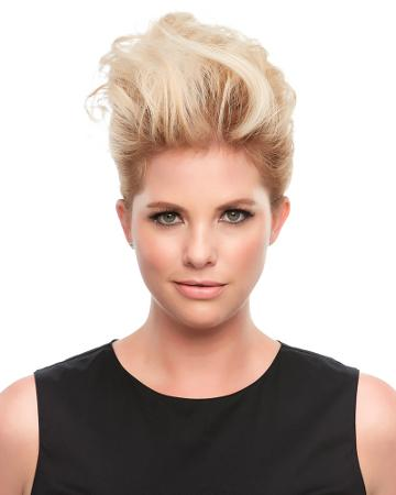 solutions photo gallery toppers human hair toppers jon renau 01 beginning stage 05 top this 03 womens hair loss top this jon renau hh human hair topper fs8 blonde 12 inch 01