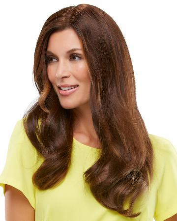 solutions photo gallery toppers human hair toppers jon renau 02 mid progressive stage top form 10 womens hair loss top form hh jon renau human hair topper brunette 6rn 18 inch 01