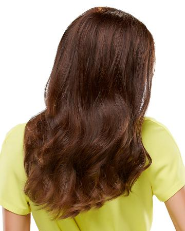 solutions photo gallery toppers human hair toppers jon renau 02 mid progressive stage top form 10 womens hair loss top form hh jon renau human hair topper brunette 6rn 18 inch 02