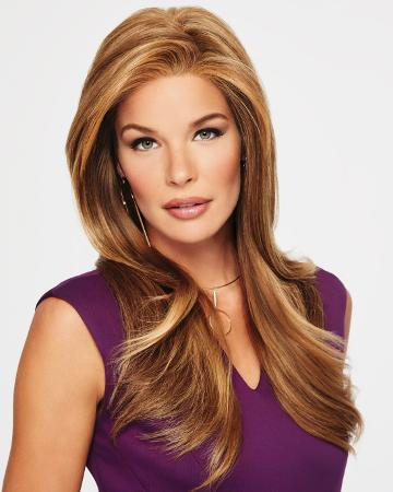 solutions photo gallery toppers synthetic hair toppers raquel welch transformations top billing 03 womens hair loss raquel welch synthetic hair topper top billing transformations 01