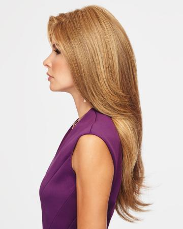 solutions photo gallery toppers synthetic hair toppers raquel welch transformations top billing 04 womens hair loss raquel welch synthetic hair topper top billing transformations 02