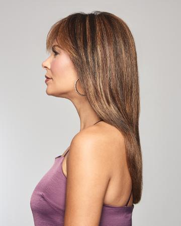 solutions photo gallery toppers synthetic hair toppers raquel welch transformations top billing 06 womens hair loss raquel welch synthetic hair topper top billing transformations 01