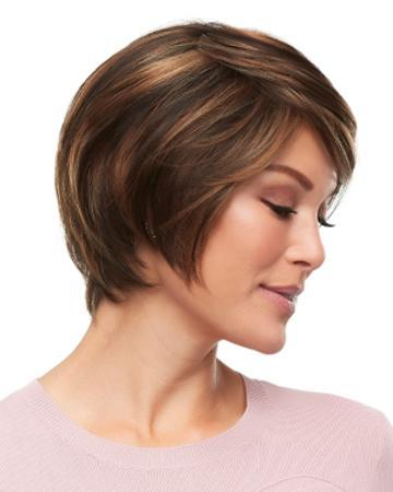 solutions photo gallery wigs synthetic hair wigs jon renau 01 smartlace synthetic 01 short 38 womens thinning hair loss solutions jon renau smartlace synthetic hair wig gabrielle 02