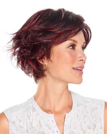 solutions photo gallery wigs synthetic hair wigs jon renau 01 smartlace synthetic 01 short 63 womens thinning hair loss solutions jon renau smartlace synthetic hair wig mariska 02