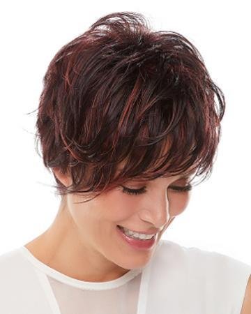 solutions photo gallery wigs synthetic hair wigs jon renau 01 smartlace synthetic 01 short 74 womens thinning hair loss solutions jon renau smartlace synthetic hair wig ruby 02