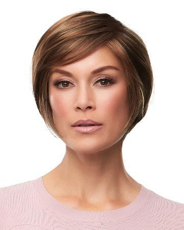 solutions photo gallery wigs synthetic hair wigs jon renau 07 petite sized caps 34 womens thinning hair loss solutions jon renau smartlace synthetic hair wig gabrielle petite cap 01