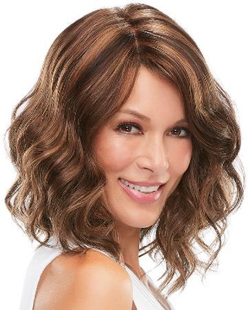 solutions photo gallery wigs synthetic hair wigs jon renau 07 petite sized caps 42 womens thinning hair loss solutions jon renau smartlace synthetic hair wig mila petite cap 02